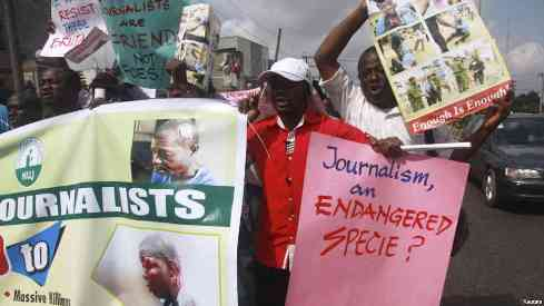 From Dog Owners to Journalists, Freedom of Expression Under Attack in Nigeria