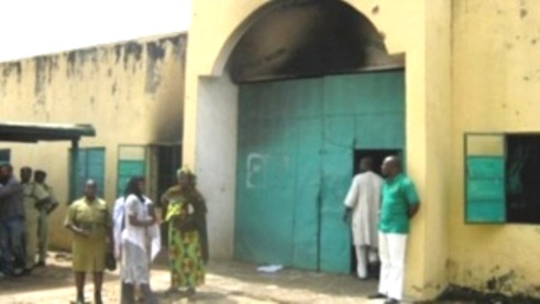 Inmates Cry for Help as Heavy Shooting, Tear Gassing Continue in Abuja Prison