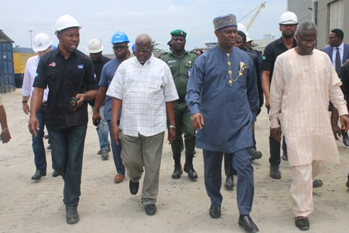 Peterside Rounds off NIMASA Facilities Tour, Vow to Utilise Data for Adequate Maritime Regulation