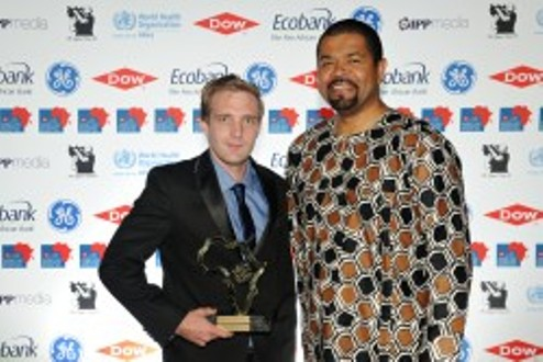 South African, Jay Caboz Wins GE Energy & Infrastructure  CNN African Journalist Awards 2016