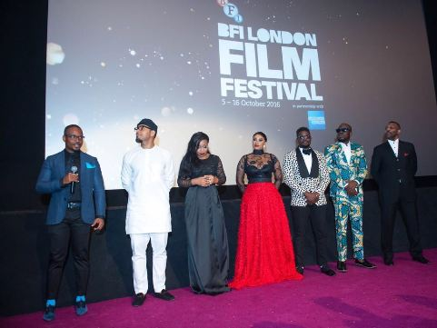 Princewill's Nollywood Movie '76' Premiere Takes United Kingdom, Canada  By Storm