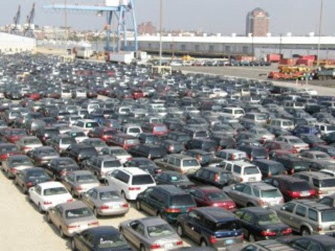 FG Bans Importation of Vehicles Through Land Boarder