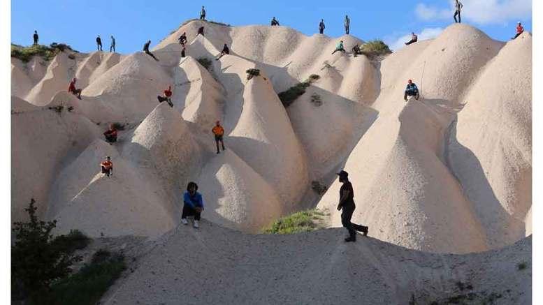 Cappadox Festival in Kappadokien