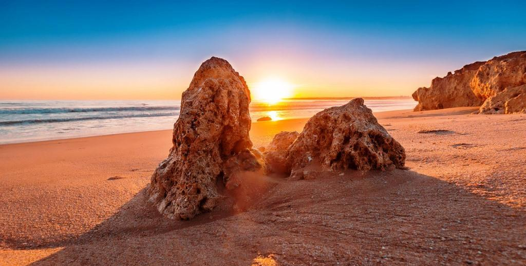 Danzig Wallpaper Hd Urlaub In Der Algarve Die Gr 246 223 Ten Highlights