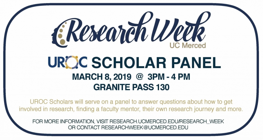 Undergraduate Research Opportunities Center (UROC)