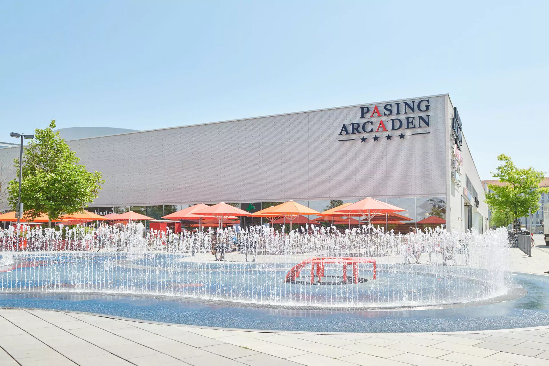 Pasing Arcaden Commercial Partnerships Unibail Rodamco Westfield