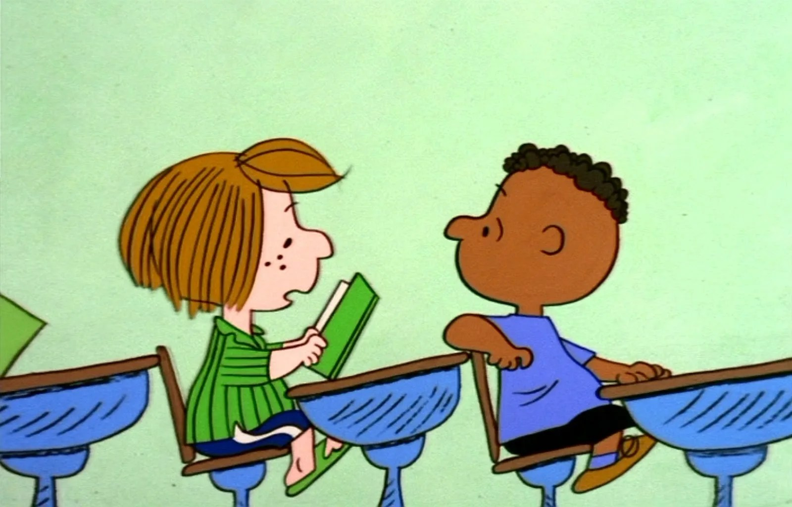 Fact Check You39re A Racist Charlie Brown