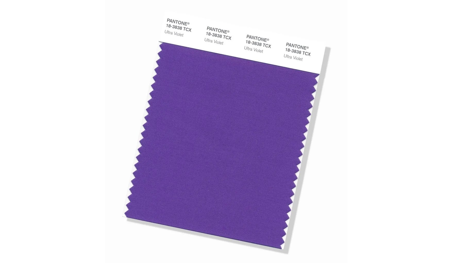 Ultra Violet Pantone Pantone Picks Deep Purple 39ultra Violet 39 As Color Of Year