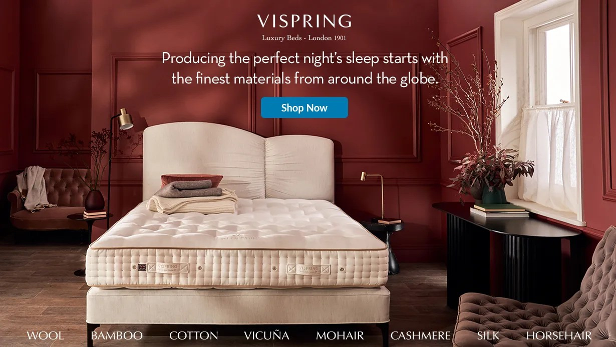 Vi Mattress Vispring Mattresses