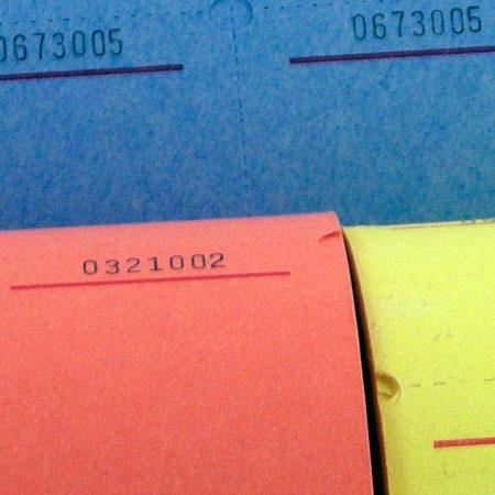 Standard Blank Marquee Roll Ticket US-TICKETCOM
