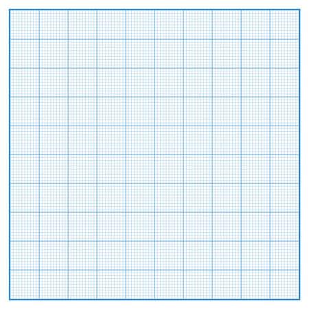 10 square graph paper - Josemulinohouse - engineering graph paper template