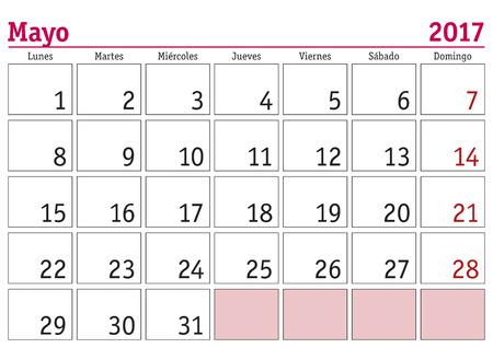 february spanish calendar - Goalgoodwinmetals