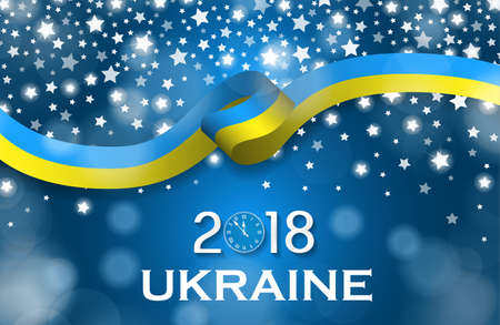 ukrainian new year cards u2013 merry christmas and happy new year 2018