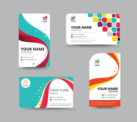 Graphics For Vertical Id Card Graphics wwwgraphicsbuzz - id card template