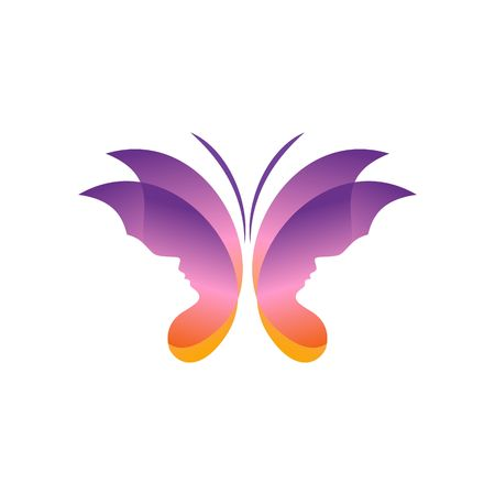 Butterfly Template Stock Photo, Picture And Royalty Free Image - butterfly template