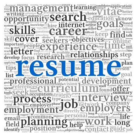 resume-concept-in-word-tag-cloud-on-white-backgroundjpg (449×450 - skills in a resume