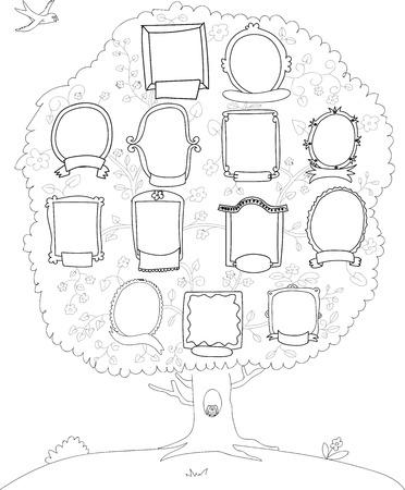 genealogic tree - Pinarkubkireklamowe