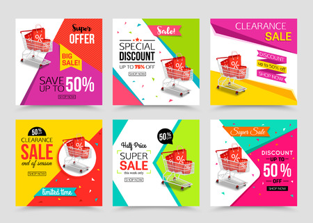 sales banner templates - Bendicharlasmotivacionales