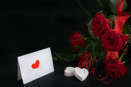 imagenes de rosas y corazones - Towerssconstruction