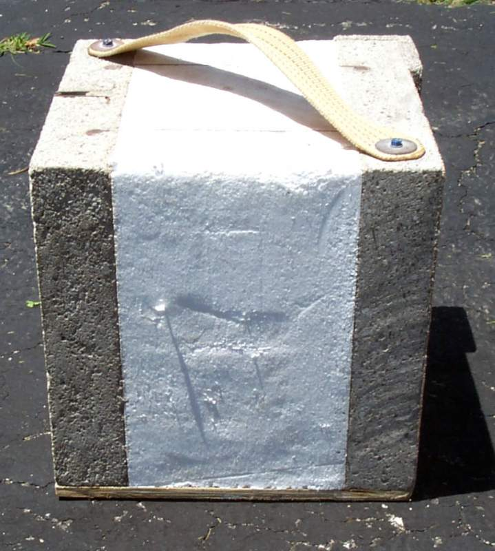 CertainTeed - ThermaEZE™/T-Rock™ Foundation  Poured Concrete Wall