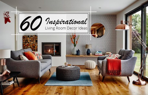 Medium Of Living Room Interior Ideas