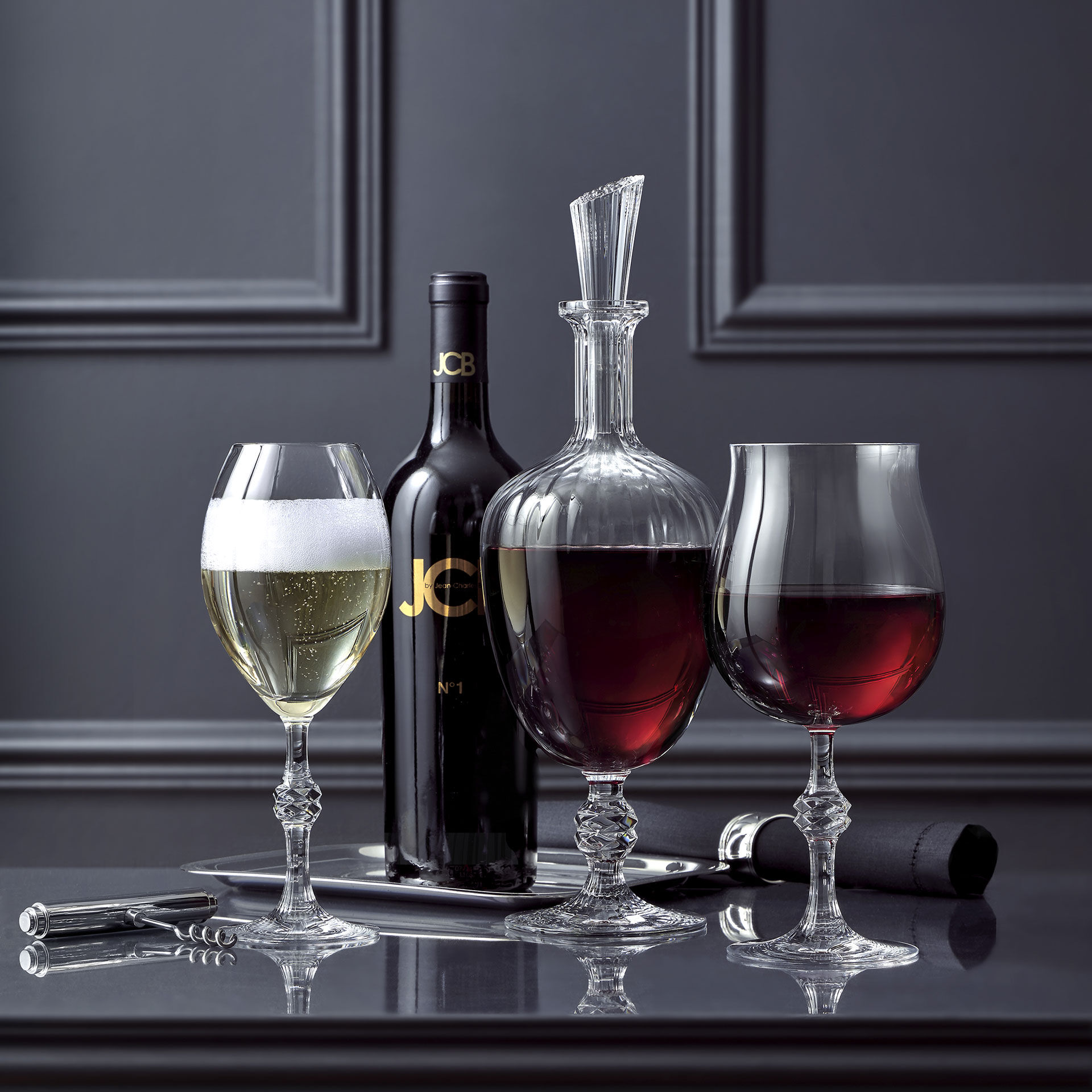 Decanter Wine Glas Jcb Passion Wine Decanter