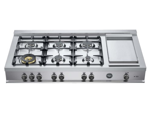 Medium Of Gas Cooktop With Griddle