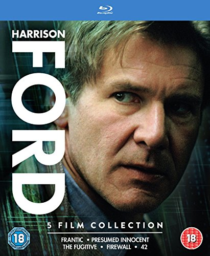 New Harrison Ford Boxset to be released - Blu-ray Disc Association
