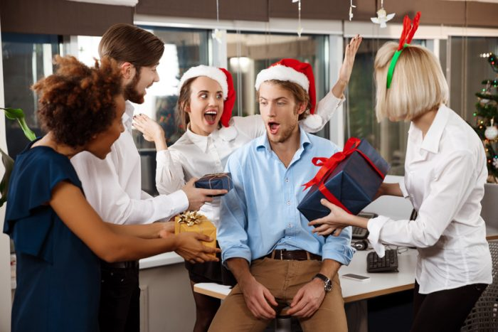 Holiday Etiquette in the Office - Experteer Magazine