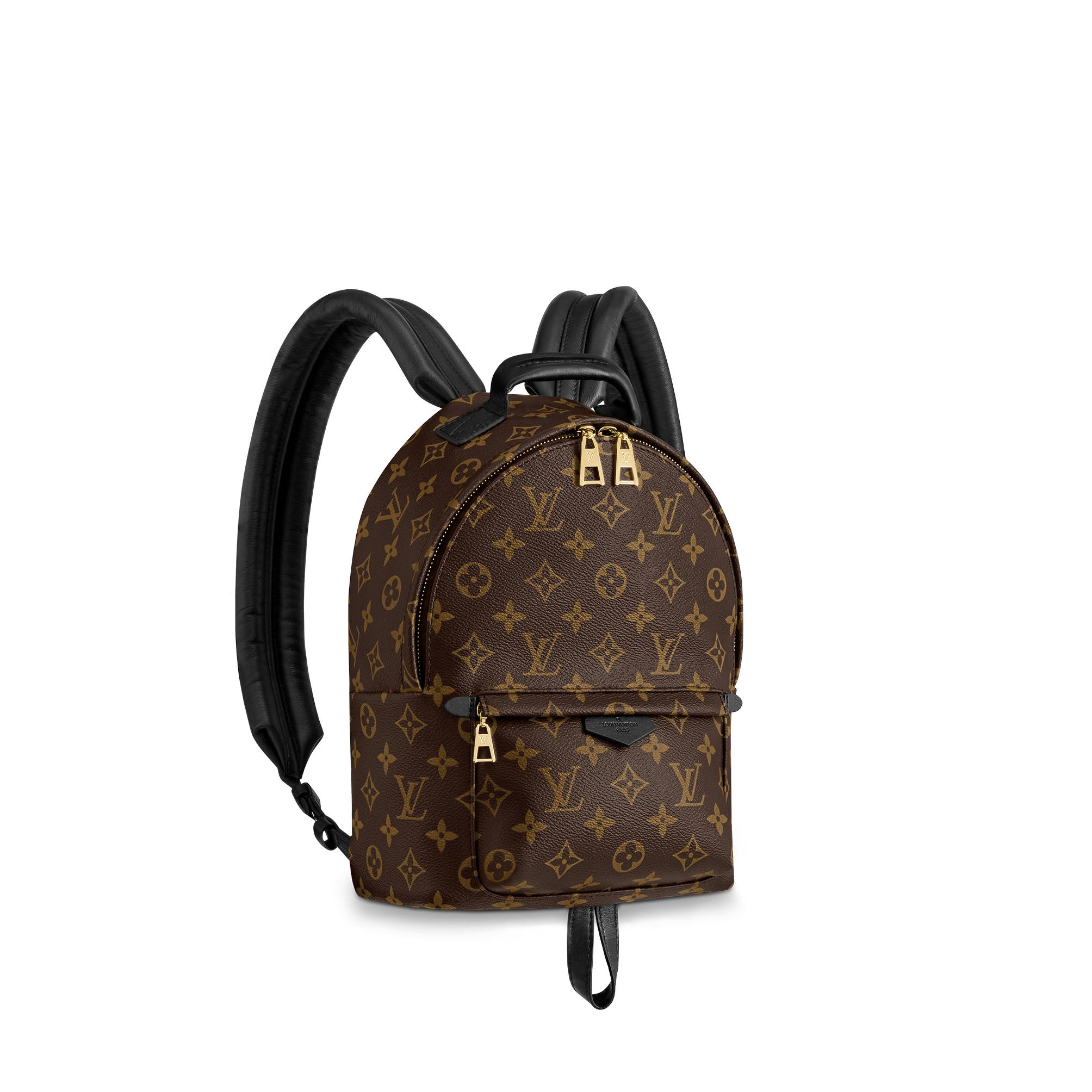 Palm Springs Backpack Pm Monogram Handbags Louis Vuitton