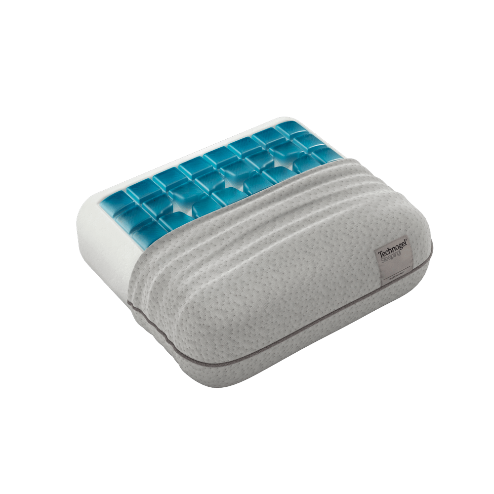 Gel Pillow Australia Deluxe Gel Travel Pillow Sleep Better In Hotels And On The Go