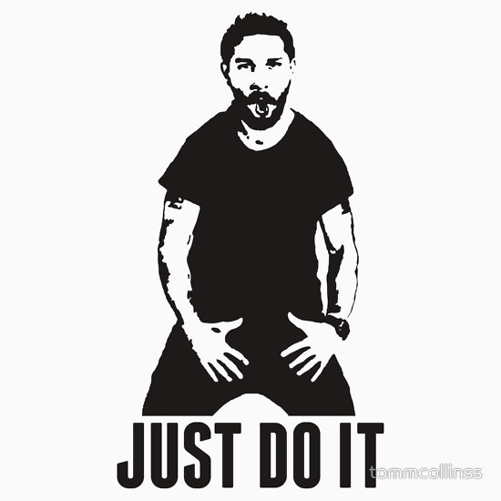 Just Do It Quote Wallpaper Shia Pax West 2016 Cosplay Thread Penny Arcade