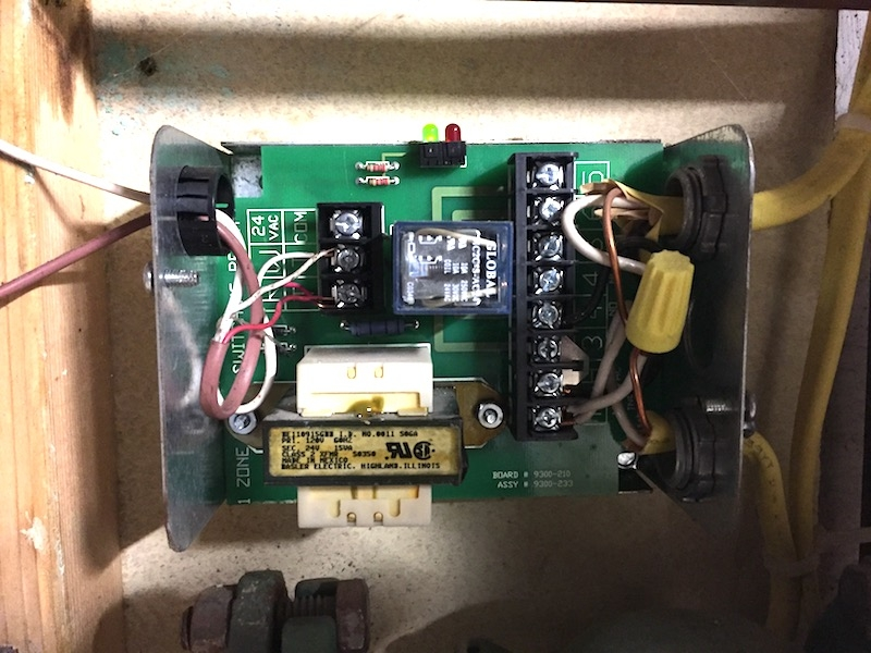 Control 3 Taco SR501\u0027s with one Thermostat? \u2014 Heating Help The Wall