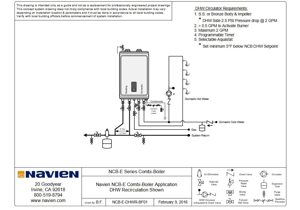 Combi Boiler W Domestic Recirc Buffer Tank Heating Help
