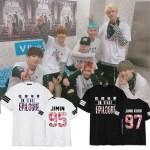 ALLKPOPER Jung Kook BTS T Shirt Tee Young Forever Bangtan Boys Tshirt