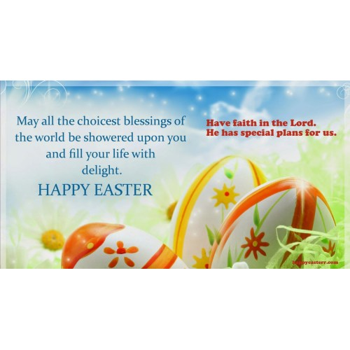 Medium Crop Of Easter Card Messages