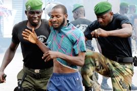 ECOWAS calls for civilian rule in Guinea; says go away to military junta