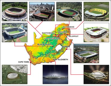 Lessons of 2010 World Cup as Africa shines with South Africa's outstanding hosting of championship