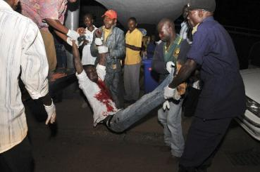 Islamist al-Shaabab militia claim responsibility for attacks, killings in Uganda; threatens U.S., U.N