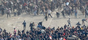 USAfrica: The Dictator's end-game in Egypt as Mubarak's thugs, supporters attack pro-democracy demonstrators