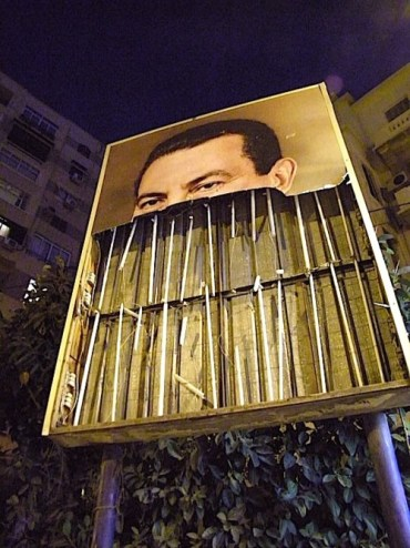 BrkNews: Egypt's Mubarak on his way out, again….