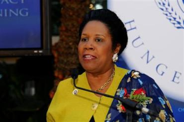 U.S Congresswoman Sheila Jackson-Lee, USAfrica's Chido Nwangwu honored by Hope Waddell alumni July 4 weekend