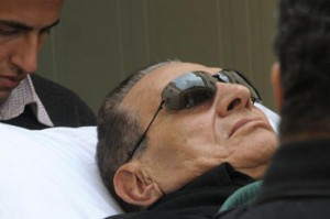 DEATH BY HANGING demanded for Egypt's former President Mubarak for killings of protesters