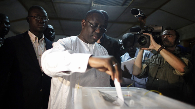 85-year-old Senegal President Wade concedes defeat to technocrat Sall