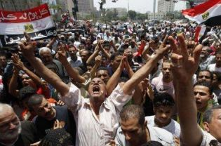 USAfrica: Egypt to be suspended from African Union for military coup against Morsi