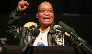 Zuma: South Africa economy still 'remains in hands of white males'; needs reforms