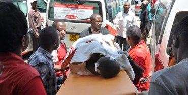 Child killed in Anglican church grenade terror attack; several injured near Nairobi.