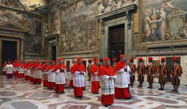 Catholic Cardinals set to vote in new Pope; Africans hope it's one of them