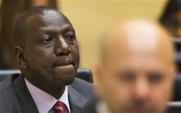 Kenya's VP Ruto pleads innocent at crimes against humanity trial at the ICC