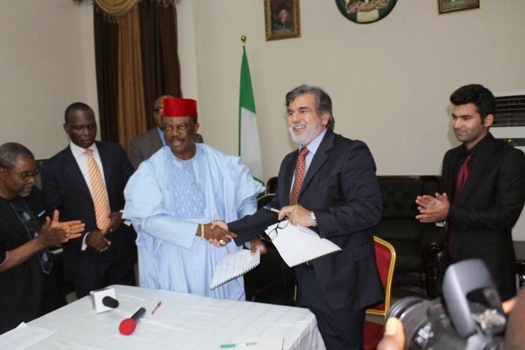 Developmentalism in Anambra and Nigeria's Governance. By C. Don Adinuba